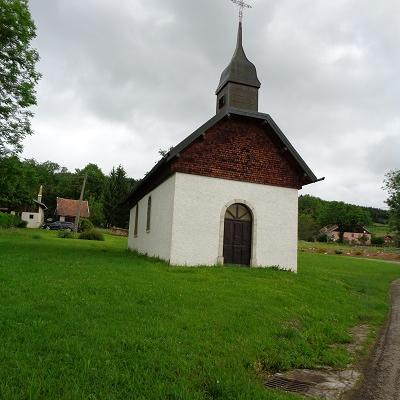 la chapelle du saucet